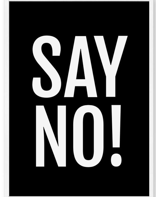 ZT-160 (corregido) Say NO! Antiproductividad